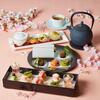 【桜とお重でお花見気分!】ホテル インターコンチネンタル 東京ベイのアフタヌーンティー