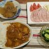 2018/04/12の夕食