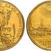 ニュルンベルク1698年 都市景観ゴールド5ダカットメダル