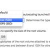 ElasticBeanstalkもSSD-EBS対応可能に