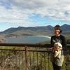 タスマニアの絶景フレシネ国立公園でワイングラスベイを満喫!!