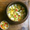 ムルギムチ(水キムチ) 柳 香姫シェフのレシピ
