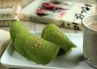 抹茶のチュイルのレシピと松本清張