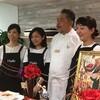 森野熊八さん率いるナディア料理団の料理に舌鼓を打ち、面白いうんちくトークに大いに笑った!