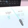 コントローラーの動きとアルファリリースのエラーとレーザーの長さ調節【OculusGoキーボード進捗】