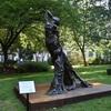 韓国のベトナム戦争での虐殺、強姦の象徴「ライダイハン像」ロンドン中心部の公園で一般公開 2019.8.1