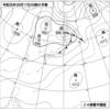 台風一過の梶ヶ森遊山 ゆく道