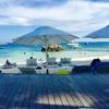 【海外旅行】セブ島④シャングリ・ラホテルのビーチ&ビュッフェで贅沢リゾート気分