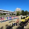 練習試合(3年生)2012/11/10