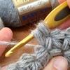 リフ編みのコツ 編み目がそろわない時に確認したいポイント