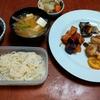 幸運な病のレシピ( 2335 )朝:手羽元レモンソテー、味噌汁