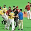 【日ハム】乱闘寸前!中田翔の激高が日ハムにもたらした闘争心。