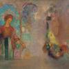 幻想的な絵画オディロン・ルドンとその代表作