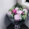 母の日のお花のデザインの作り方。【ミナログ】