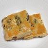 発見おうち飯🍚 ~天ぷら粉でオールレーズン🥣、酸っぱくない酢の物🥒、洋風焼きおにぎり🍙