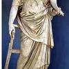 おとめ座テュケー 番外編:姉妹「オーケアニデス(オーケアニス)」(3)クリュメネー 年長のオケアニデスで,名声と誉れを司るティターンの女神.彼女はティターンのイーアペトスの妻にして,プロメーテウスとアトラースの母.古代ギリシャの壺絵では,彼女はヘーラーの侍女で,ヘーラーが与えた名誉という贈り物を擬人化した存在のように描かれています.