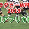 【ラグビーワールドカップ2019】南アフリカと日本の過去対戦成績や世界ランクは?優勝可能性も