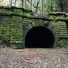 旧長野隧道と国道163号旧道 (2021. 3. 6.)