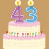 変化の一年でありたいなぁと【誕生日なので・・・中身の薄い投稿お許しください】