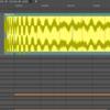 (Digital Performer)オーディオデータがうまくクオンタイズできない時。
