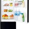 静音と評判で一人暮らしにおすすめ 東芝 ミニ冷蔵庫 170 L2ドア GR-R17BS-K