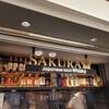 東京駅GranSta内のウイスキー屋、Craft Japanese Malt Whisky SAKURAを利用した