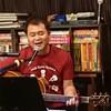 MUSIC〜「酒場のギター弾き」in「ゆらゆら」(中野新橋)