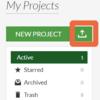 【初心者向け】Overleafのプロジェクト導入とプレビュー対象を変更