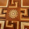 エルミタージュ美術館の床と壁コレクション