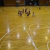 鹿角小学校ミニバスケットボール大会