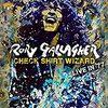 【洋楽ライヴ盤】ロリー・ギャラガー 1977年の未発表音源『Check Shirt Wizard - Live In '77』