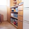 キッチン収納棚の掃除/ウェーブハンディーとアルカリ電解水
