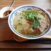 「牛肉麺(蘭州風・白)」雷風 海南鶏飯