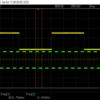 1 Hz、10 Hzのクロックを作る