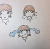 喜怒哀楽を描く!表情の練習