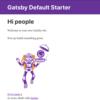 Gatsby.js + mdxでヘルプサイトを作ってみる