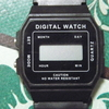 新しい腕時計を買ったんだ時計が時間を表示しない