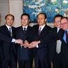 北朝鮮 六者協議: 前編