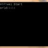 HiFive1におけるシリアル通信