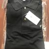 ラコステのポロシャツ(黒)