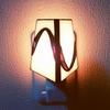 新居で使う手作りランプ