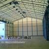 テント テント倉庫 【短工期で施工可能!】