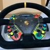 超高品質!FANATEC / Podium Steering Wheel Porsche 911 GT3 Rを買ってみたの巻!