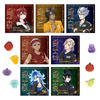 【ツイステ】食玩『ディズニー ツイステッドワンダーランド キャンディグミ3』12個入りBOX【バンダイ】より2021年8月発売予定♪