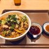 すき家『食べラー・メンマ牛丼』シャキシャキでザクザクな食感と麻辣スパイスの痺れ感がすげぇ!!これは牛丼よりの何かって事でいいよね!!
