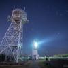 【天体撮影記 第121夜】 神奈川県 洲崎灯台と対をなす剱埼灯台(つるぎさきとうだい)と星空を