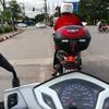 【無駄足】CLICK125iを軒先バイク修理店に持ち込む。