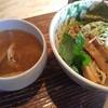 上大岡·港南中央【啜磨専科】ザ·しおつけ麺(温かいスープ)並 ¥880+大盛 ¥50