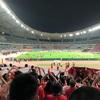 チャンピオンズリーグ準決勝を生観戦。