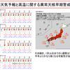 【気象庁会見動画あり】7月下旬にかけて続く高温について会見!7月下旬にかけて西日本・東日本では35℃以上の猛暑日が続くところもある見込み!山梨県では16日は39℃予想!(35℃~41℃)
